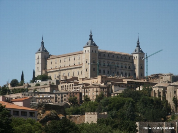 pevnost Alcazar