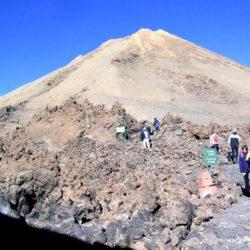 Kanárské ostrovy - Tenerife - Pico de Teide