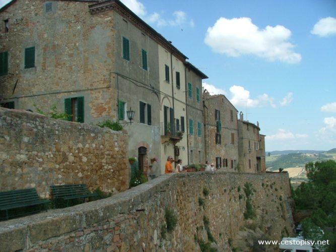 Itálie - Toskánsko - San Gimmignano, Pienza, Siena