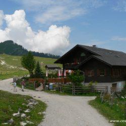 Postalm - Salcbursko - vysokohorská panoramatická cesta
