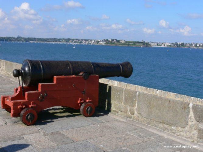 Francie - severní pobřeží Bretaně