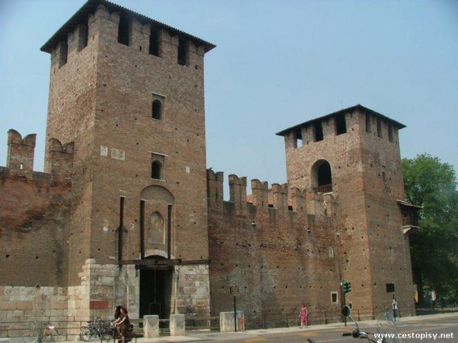 Itálie – Benátsko - Verona a Sirmione