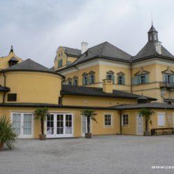 Zámek Hellbrunn - Vodní hrátky